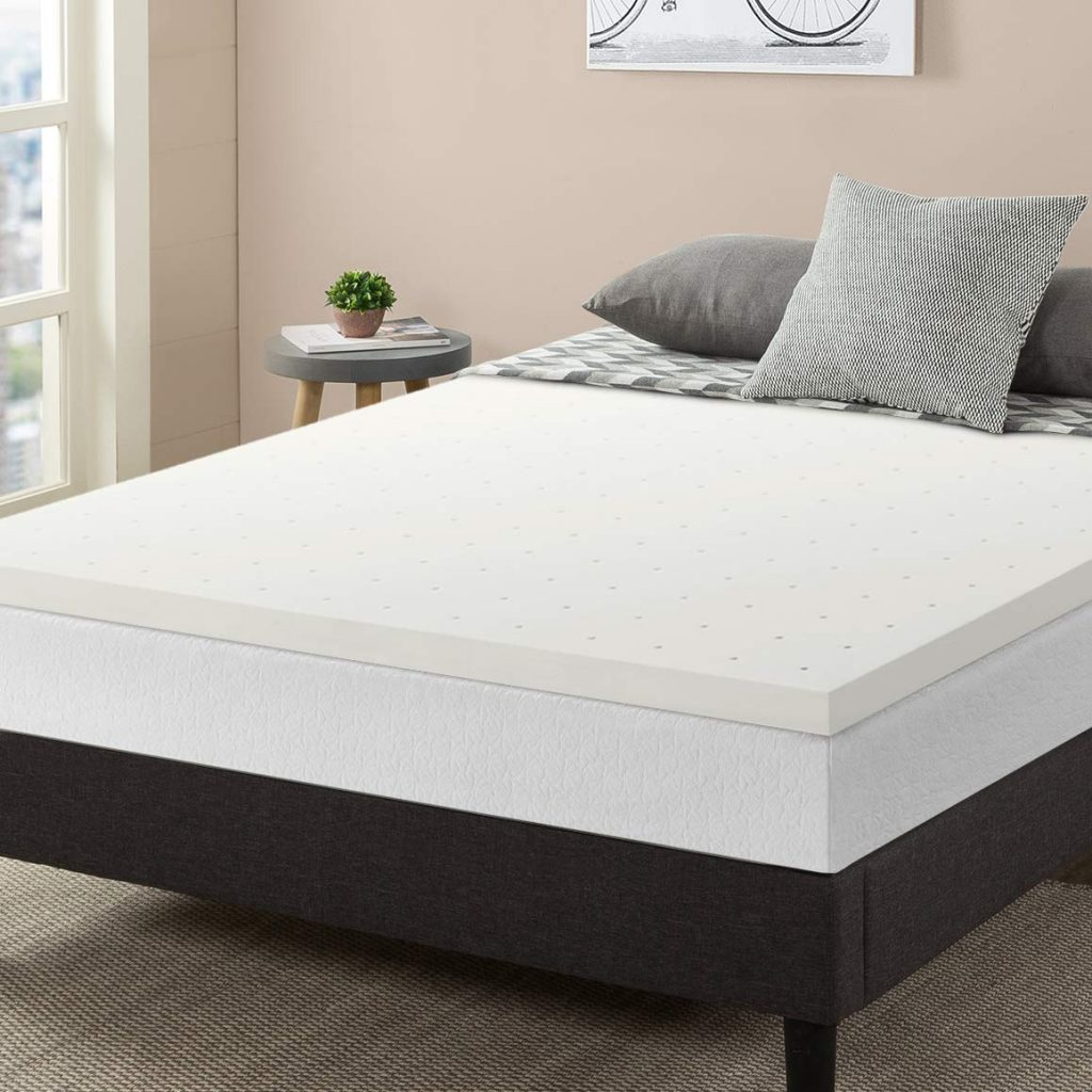 3. Best Price Mattress Twin XL Mattress Topper