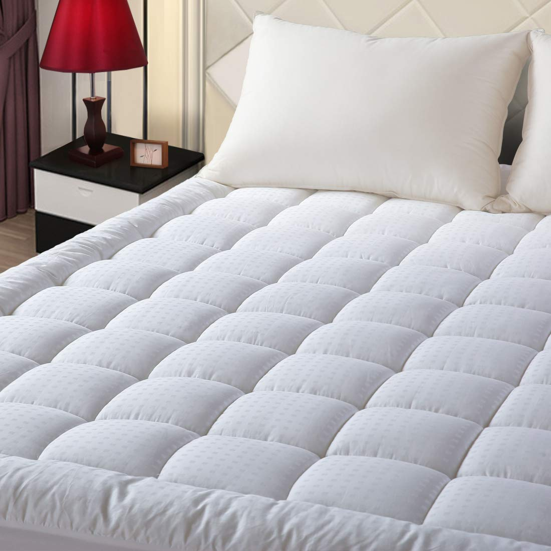2. EASELAND Twin XL Mattress Cover
