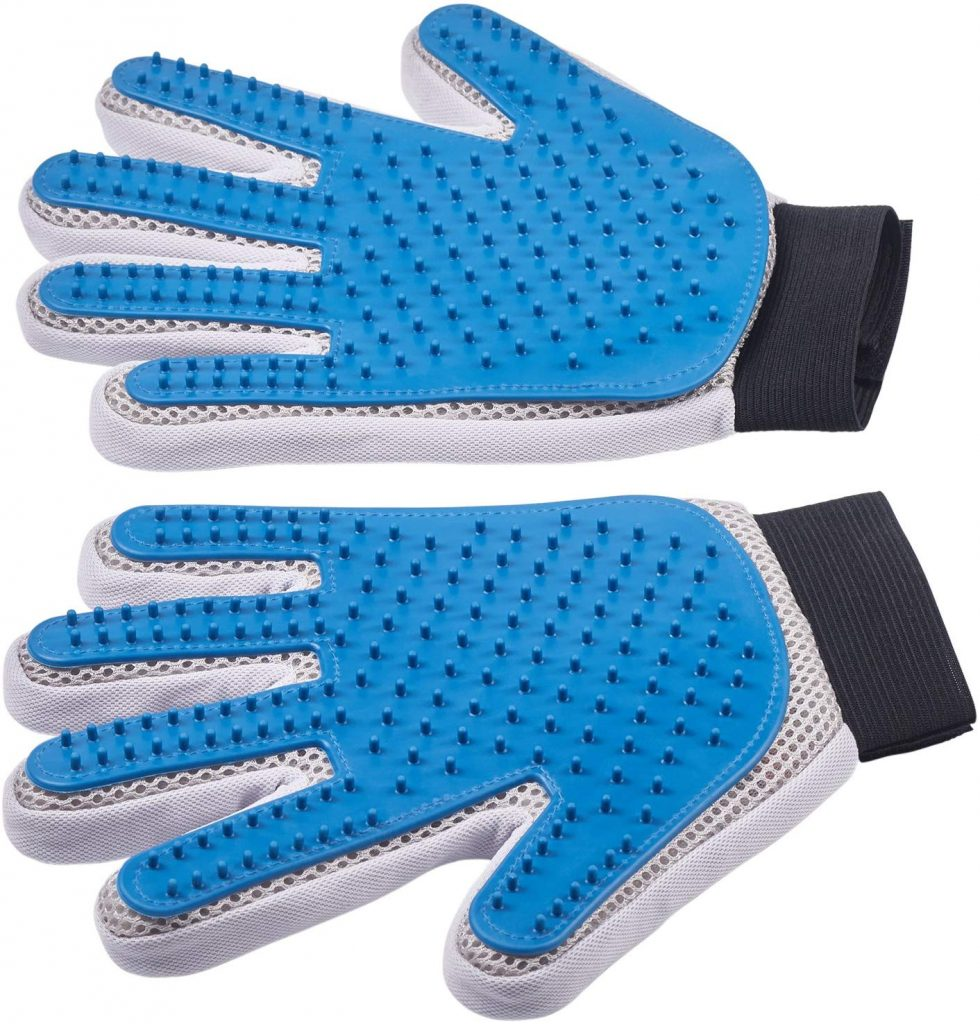 6. Pat Your Pet Gloves
