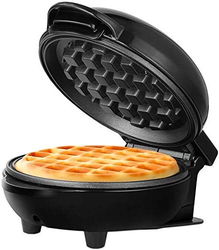 9. Personal Non-Stick Waffle Maker by Holstein Housewares