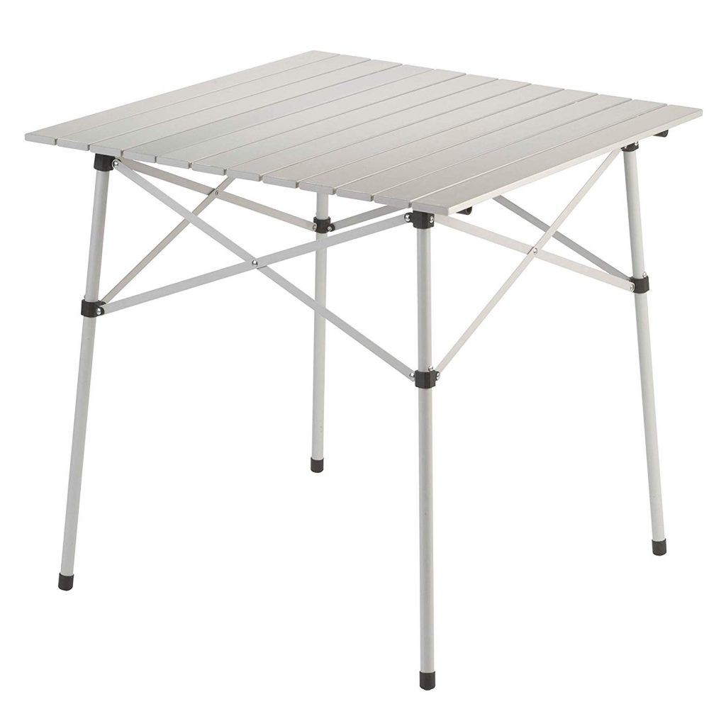 10. Coleman Outdoor Compact Table