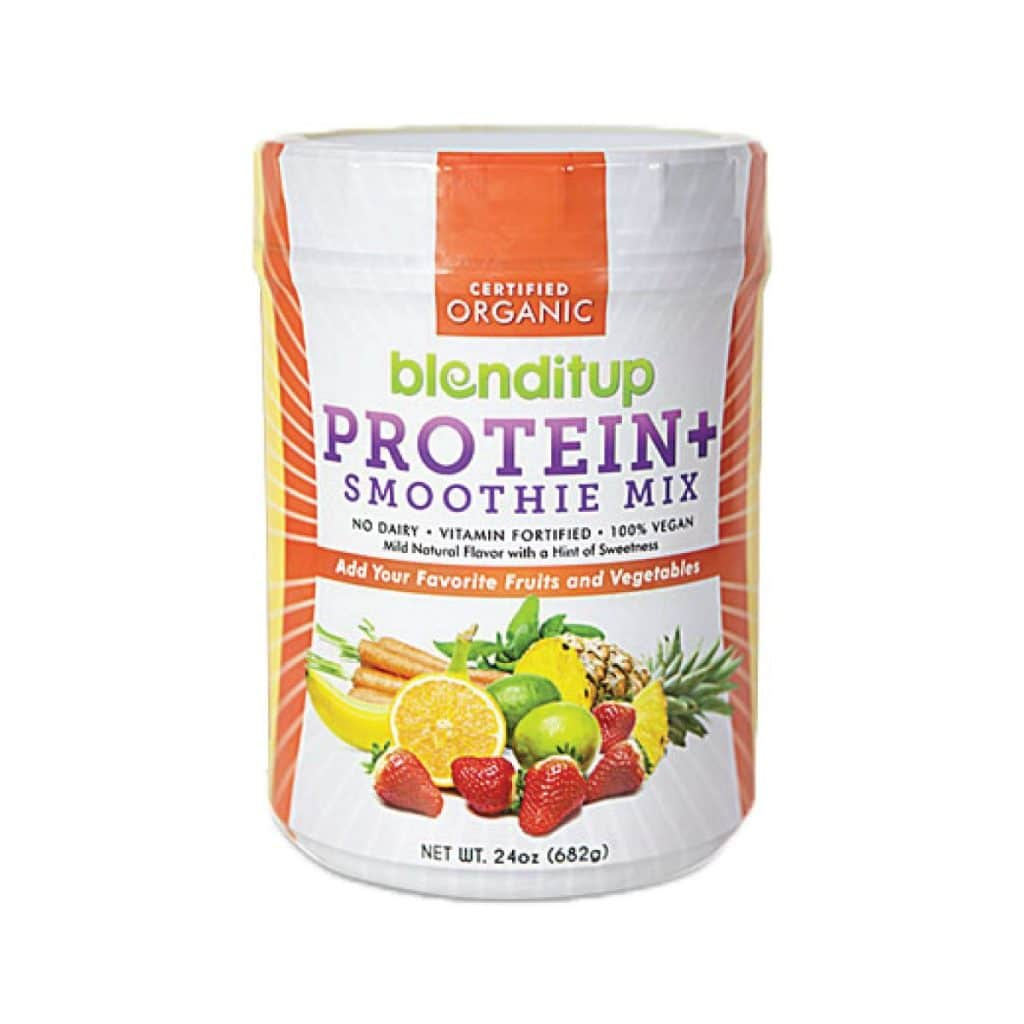 3. Organic Vegan Protein Powder: