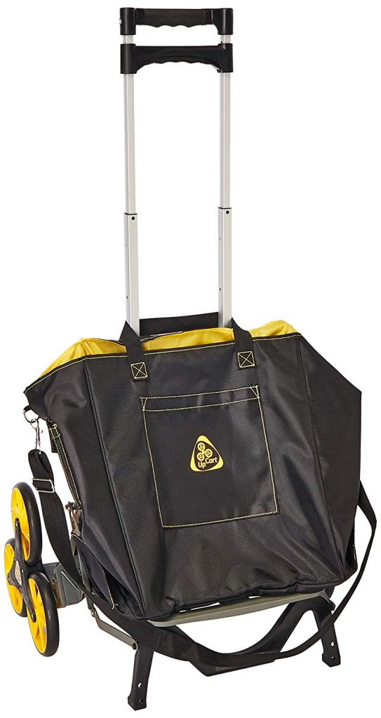 7. UpCart with bag bundle hand truck