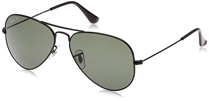 10. The Ray-Ban RB3025 Aviator Sunglasses