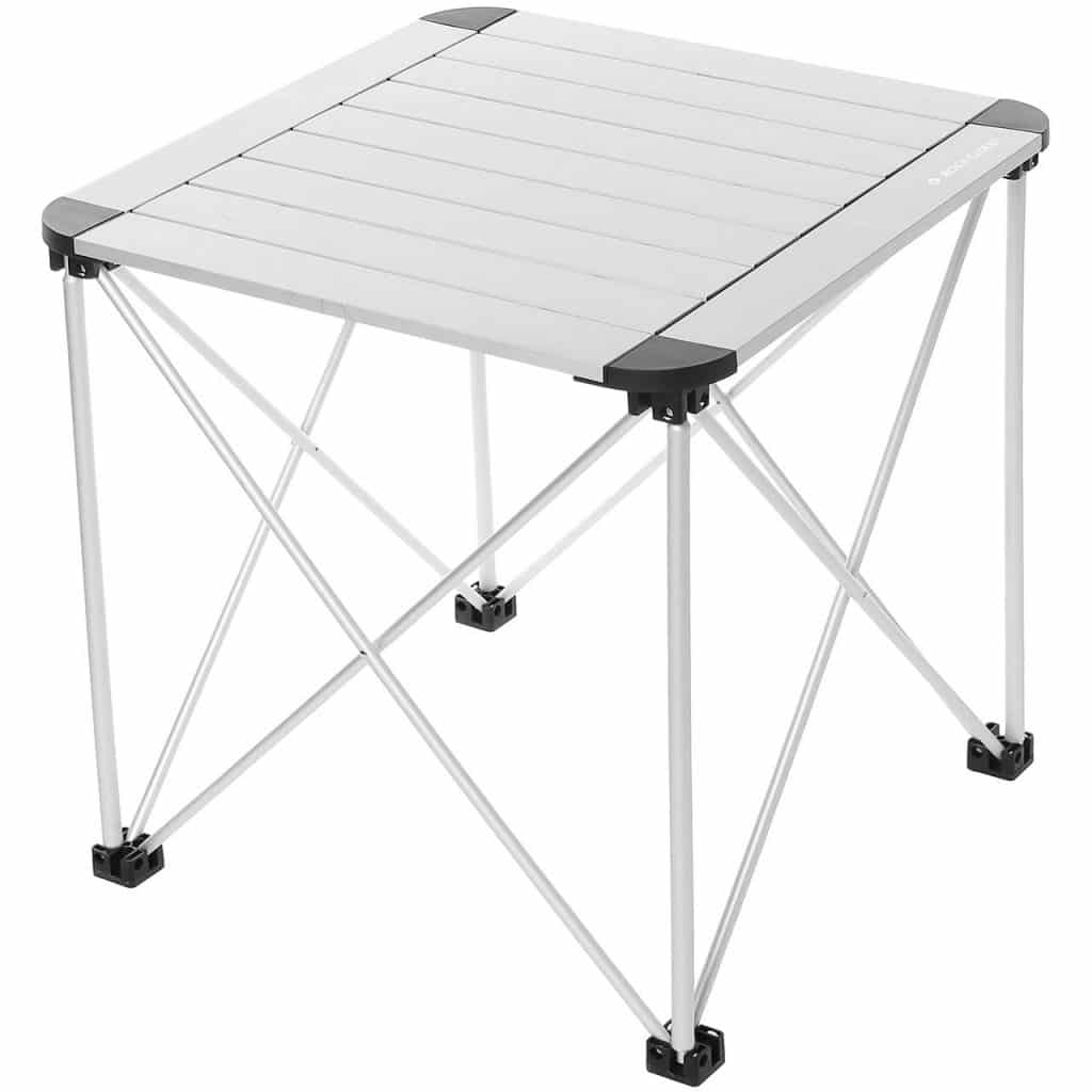 5. Rock Cloud Portable Camping Table