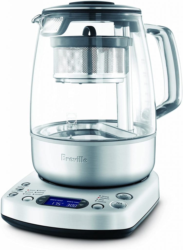 2. One-Touch Tea Maker by Breville