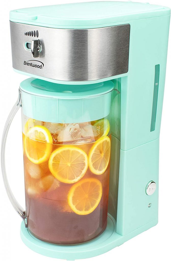 4. Iced Tea and Coffee Maker by Brentwood