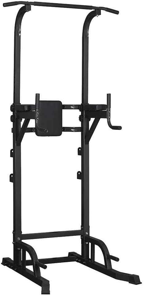 10. Diophros Power Tower Pull Up Bar