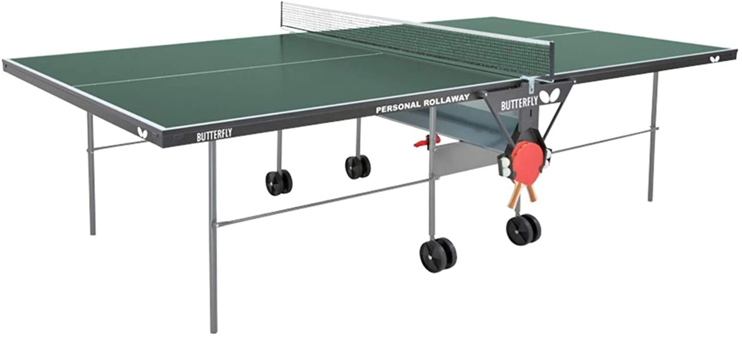 8. Butterfly Personal Ping Pong Table