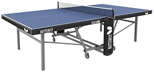 6. Butterfly Club Table Tennis Table