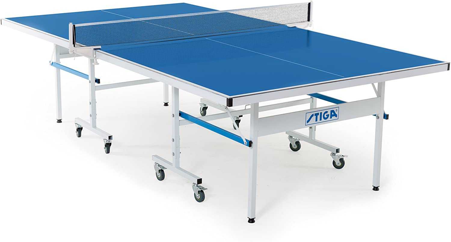 2. Stiga XTR Series Table Tennis Table