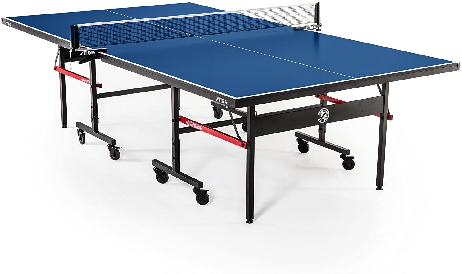 1. STIGA Advantage Indoor Table Tennis Table