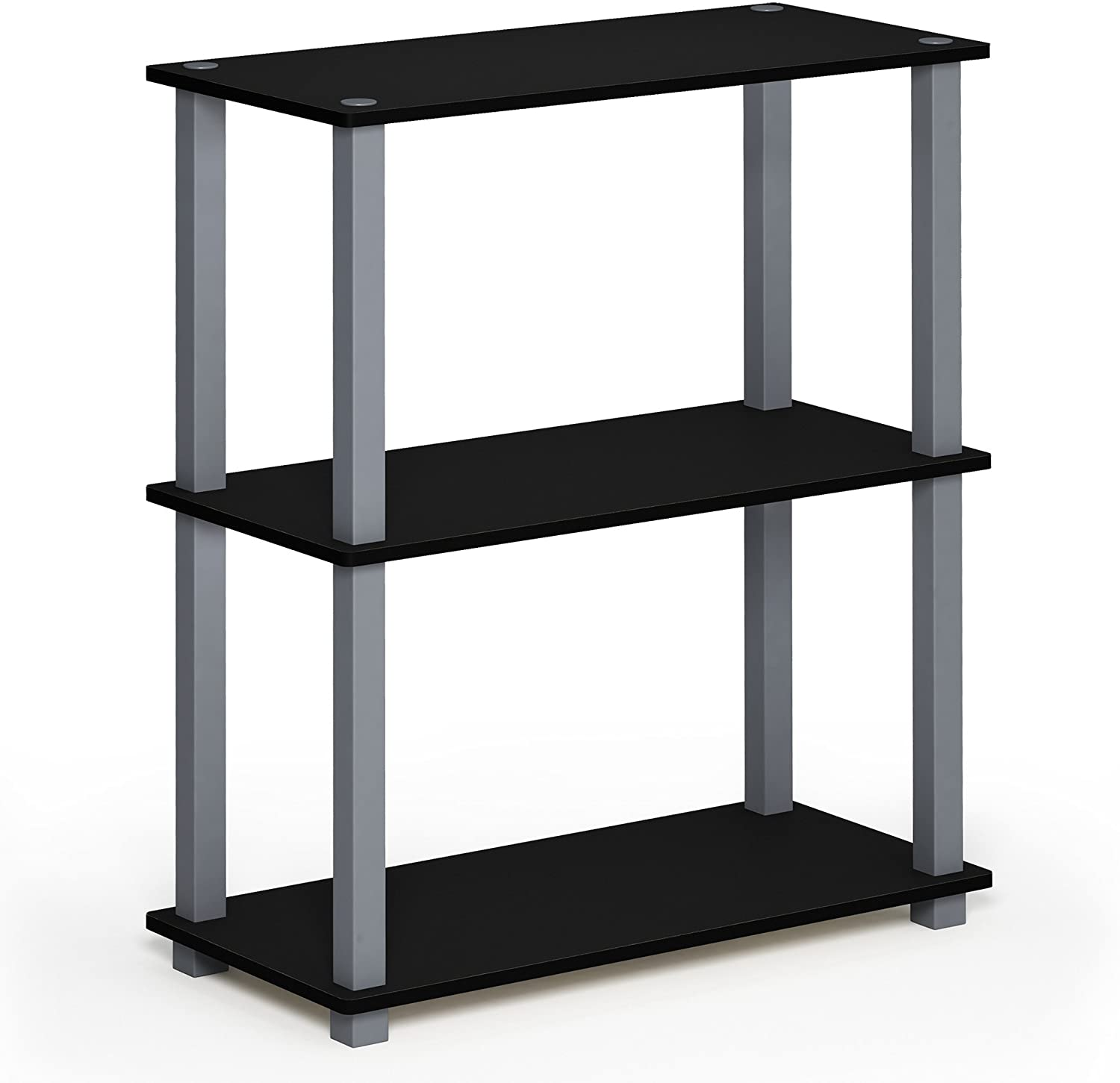 2. FURINNO Multipurpose Shelf Display Rack