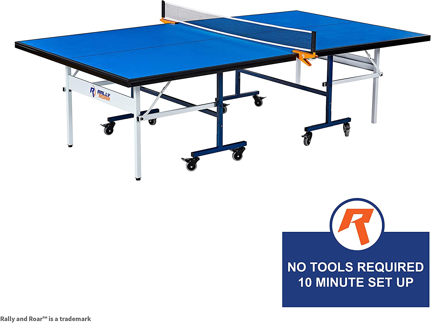 10. Ping Pong Table by Rally and Roar