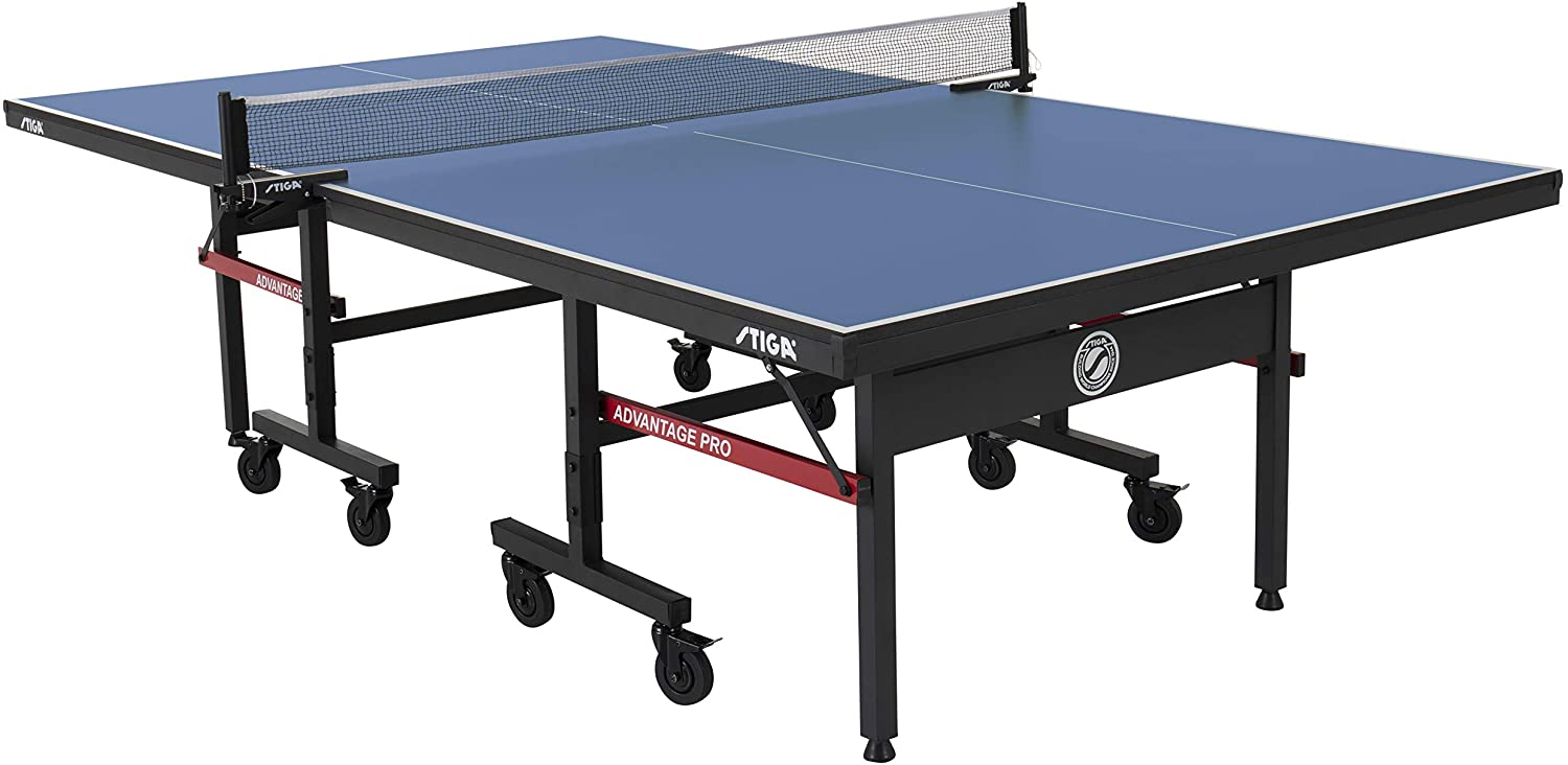 4. STIGA Advantage Pro Indoor Table Tennis Table