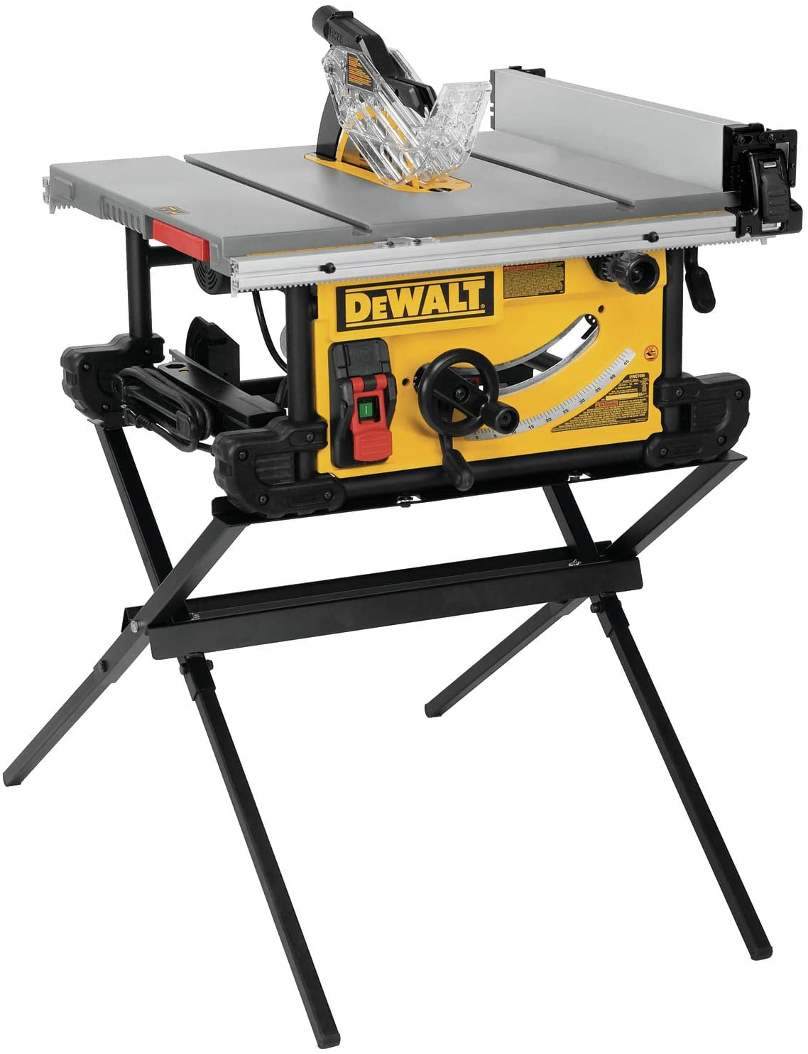 10. DEWALT 10 Inch Table Saw