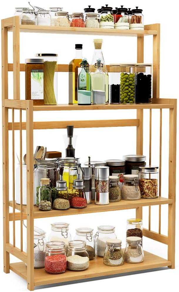 9. LITTLE TREE Standing Spice Rack
