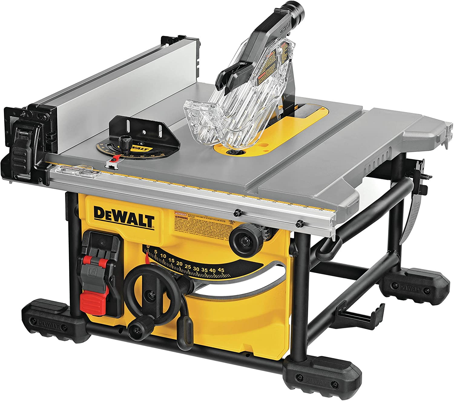 7. DEWALT Table Saw