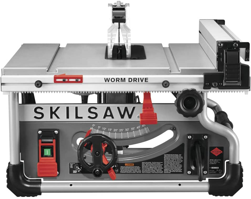 4. SKILSAW Worm Drive Table Saw