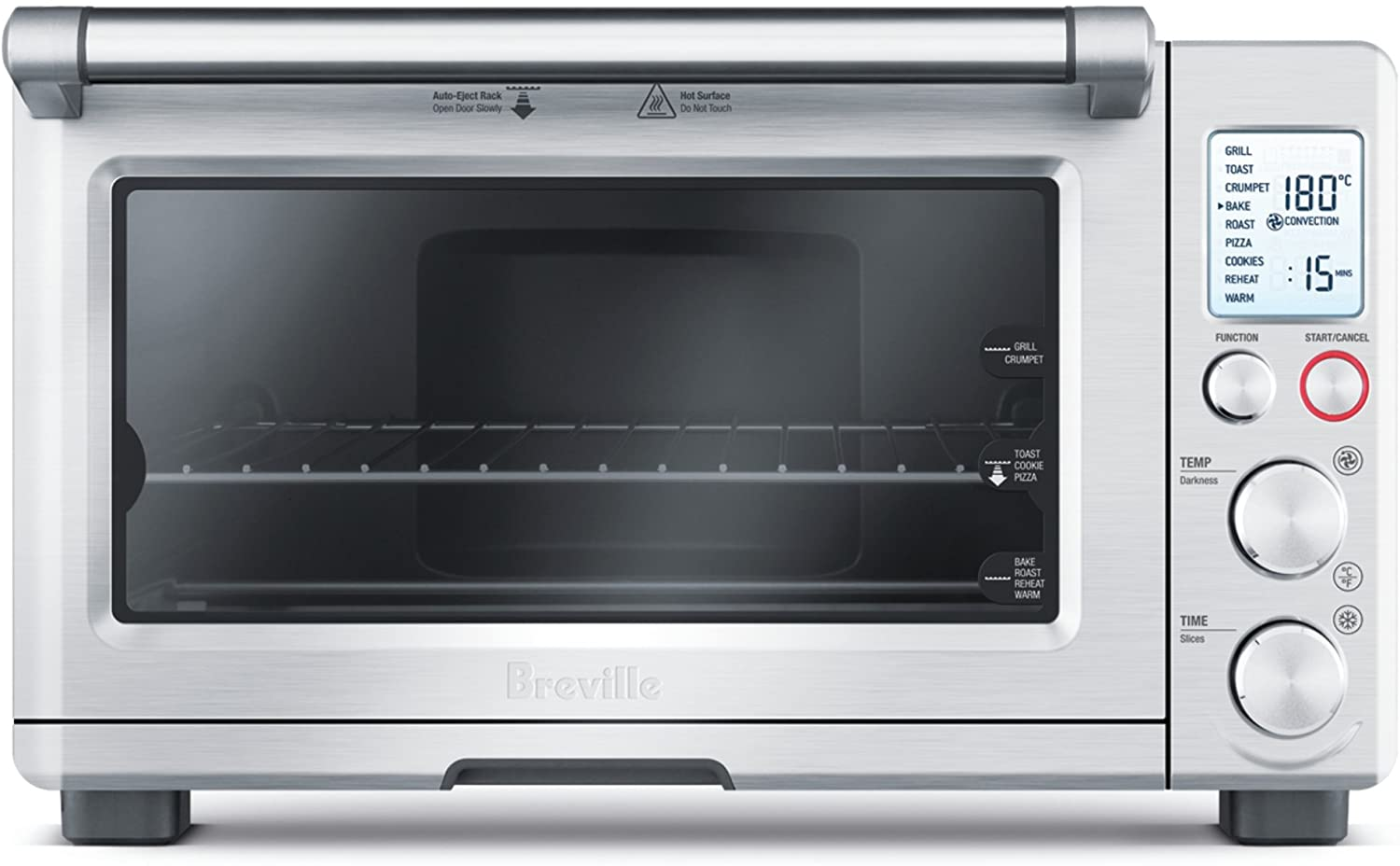 2. Breville Smart Oven Convection Toaster Oven