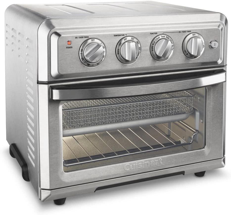 3. Cuisinart Convection Toaster Oven Airfryer