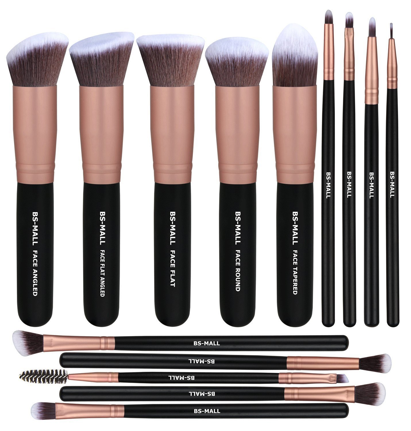 1. BS-MALL Makeup Brushes