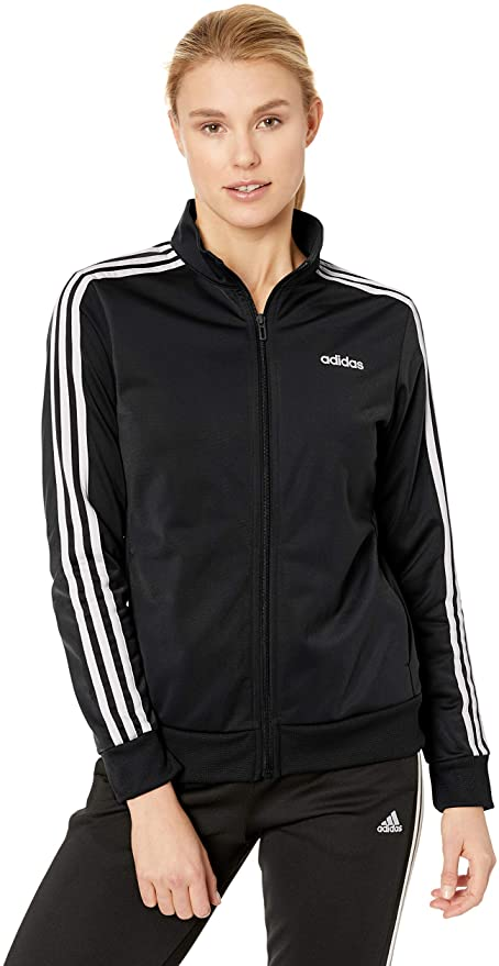 2. adidas Women's Essentials Track Jacket