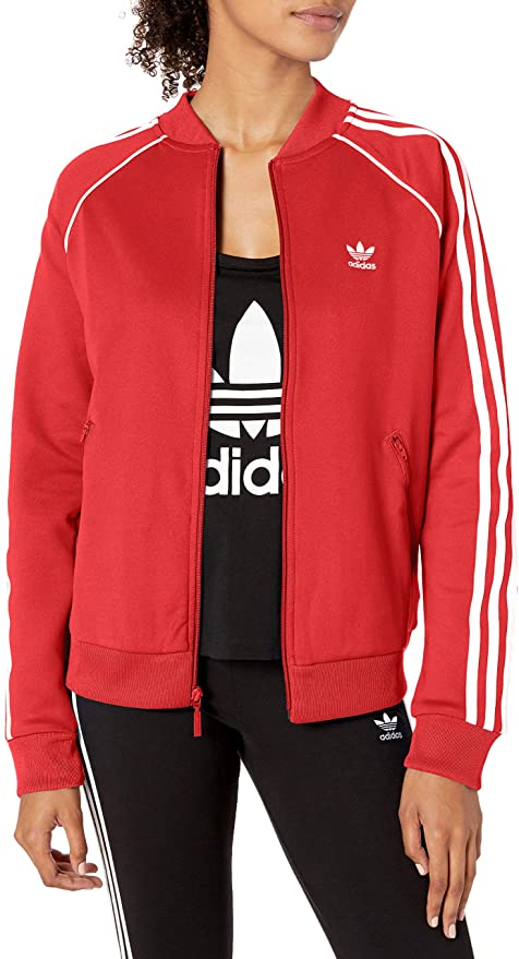 8. adidas Originals Women's Superstar Jacket
