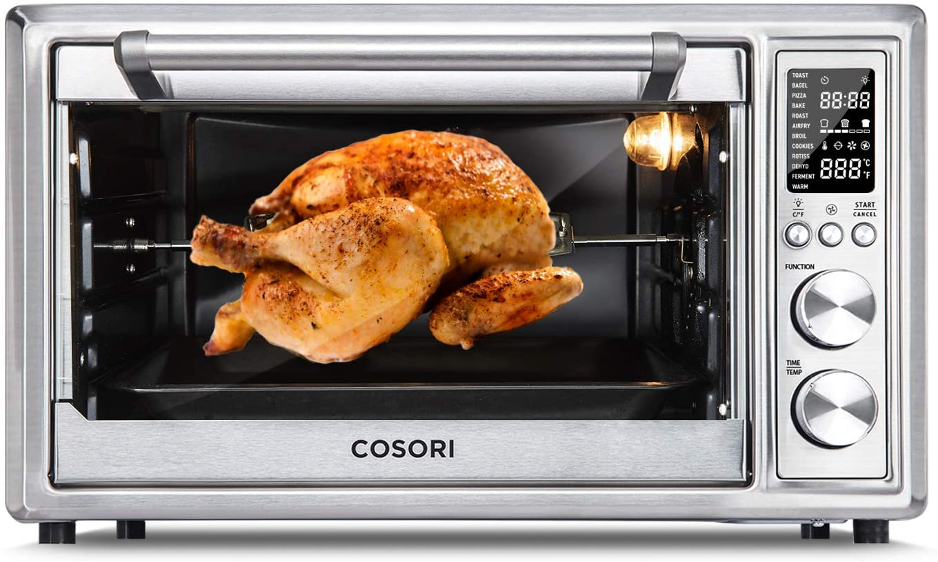 10. COSORI Air Fryer Toaster Oven Combo