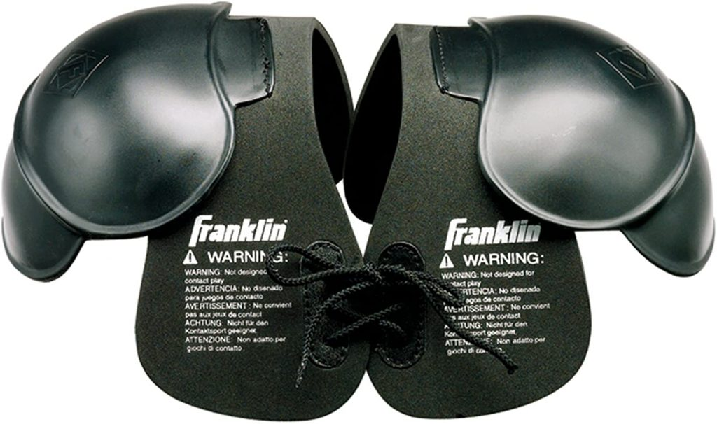 1. Franklin Sports Youth Shoulder Pads