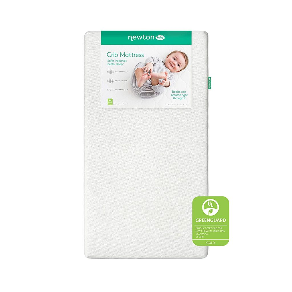 2. Newton Baby Crib Mattress
