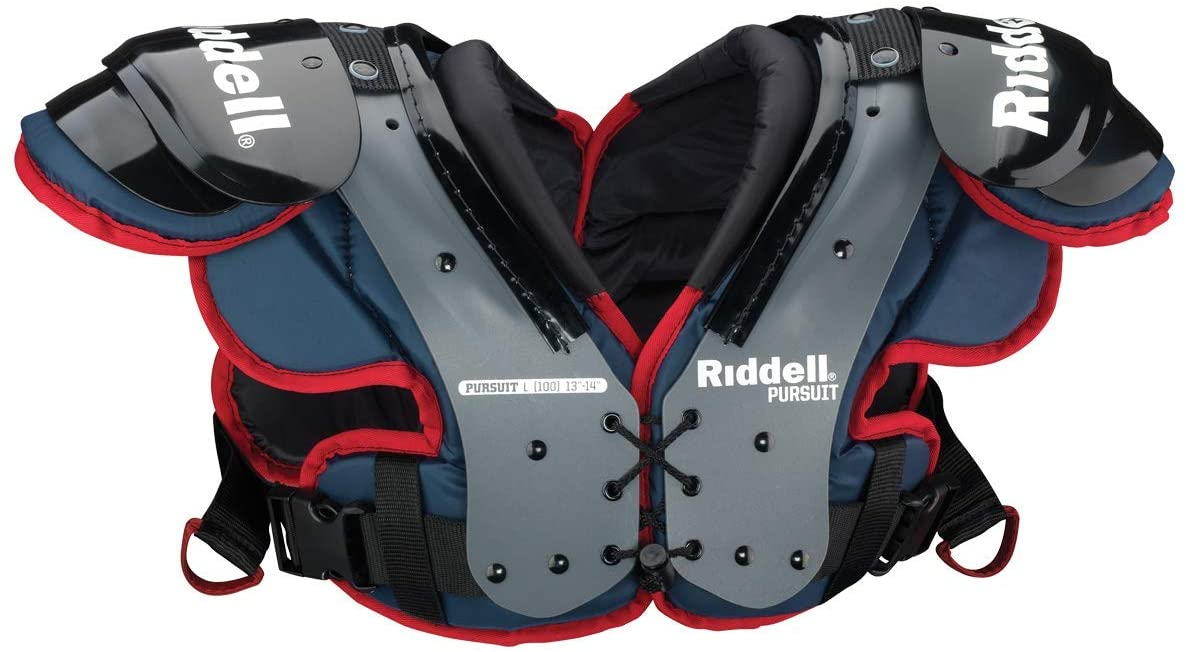 5. Riddell Pursuit Youth Shoulder Pad