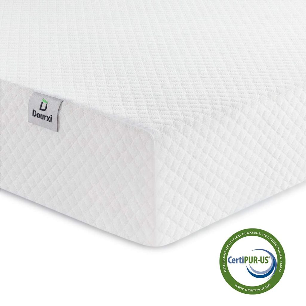3. Dourxi Crib Mattress