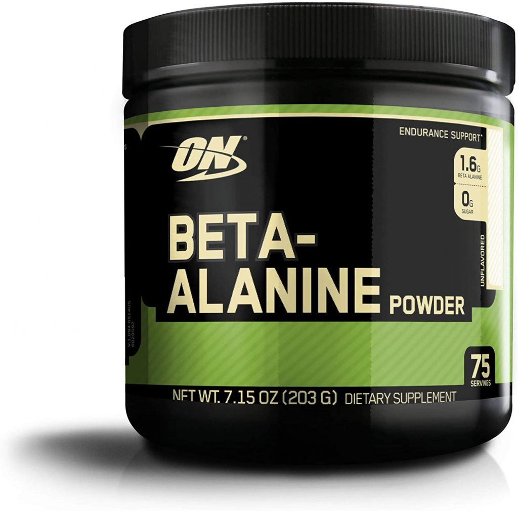 4. Optimum Nutrition Beta-Alanine