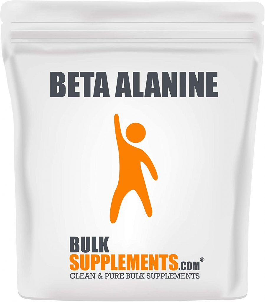1. BulkSupplements.com Beta Alanine