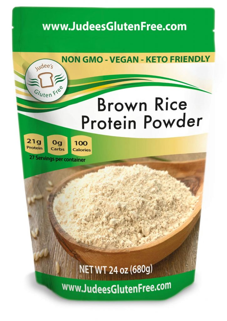 5. Judee's Brown Rice Protein