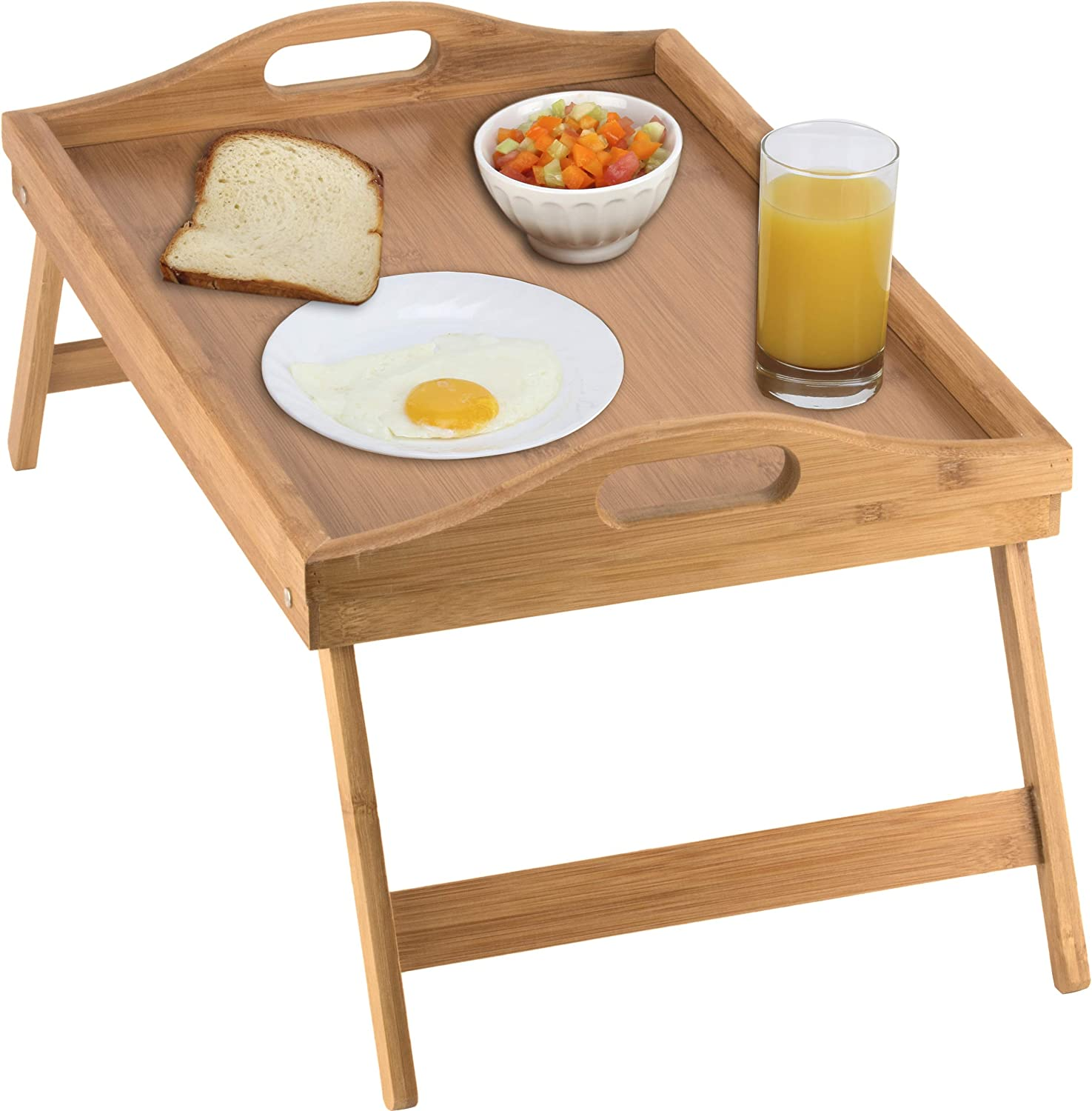 <strong>9. Home-it Bed Tray table</strong>