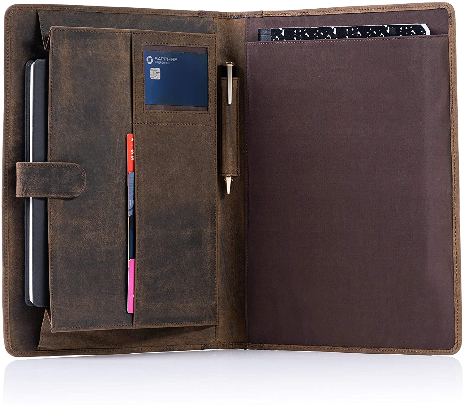 <strong>4. KomalC Leather Portfolio</strong>
