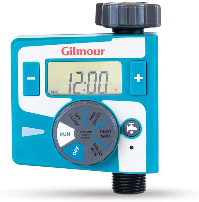 4. Gilmour Electronic Water Timer